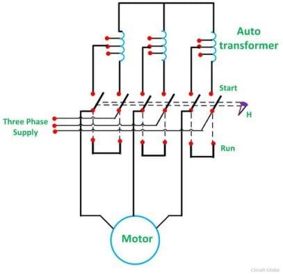 Auto Transformer Motor Starter