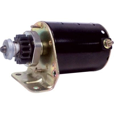 The Starter Motor