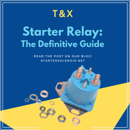 Starter Relay Definitive Guide Banner