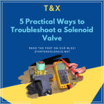 Ways to troubleshoot Solenoid Valve Banner