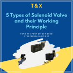 5 types of solenoid valve banner