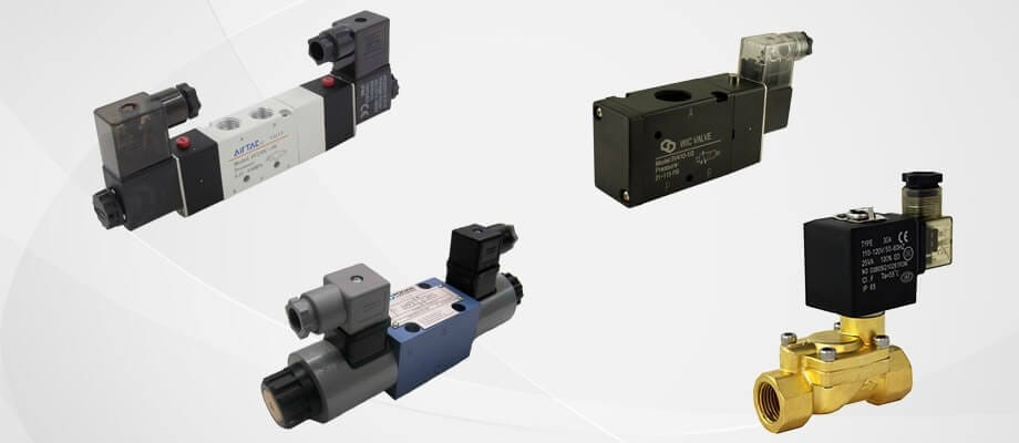 Different Types of Solenoid Valves