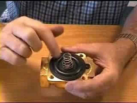 How to fix solenoid valve that opens partially