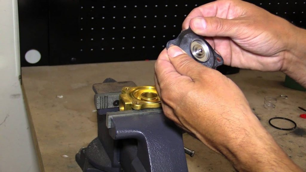 How to fix not opening solenoid valve