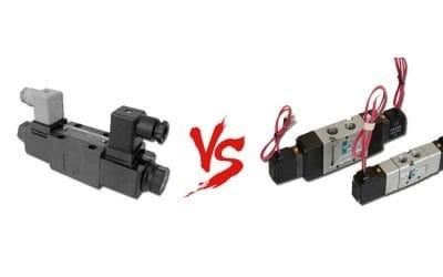 Solenoid Valve vs Pneumatic Valve